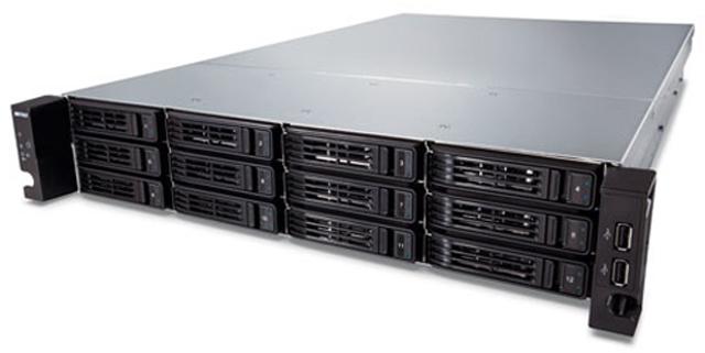 Unidad NAS tipo rack